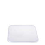 2&4 Ltr Natural Square Lid